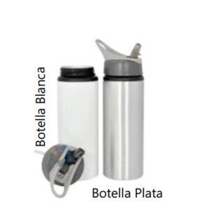 BOTELLA DEPORTIVA ALUMINIO 750ML