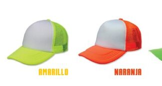 GORRA SUBLIMABLE