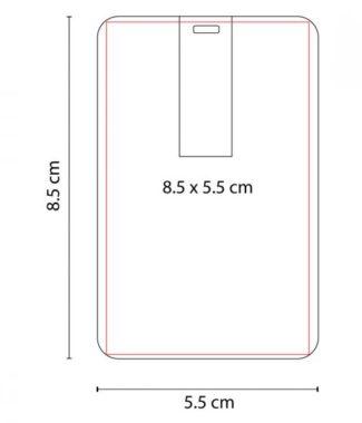 USB TARJETA AUSTEN 8 GB